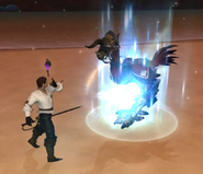 RDM using Erase Role Action from FFXIV