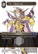 The Emperor 2-147L from FFTCG Opus