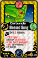 Carbuncle Blessed Song