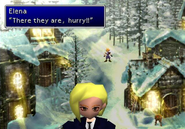 Elena icicle inn