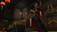 FFXIV Yotsuyu torturing Gosetsu