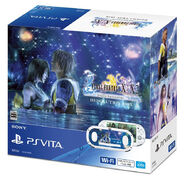 FFXX-2 Vita Resolution Box