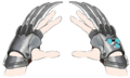 Mythril Claws artwork for FFVII Remake