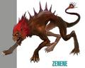 Zenene artwork for FFVII Remake