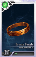 FF7 Bronze Bangle N Artniks