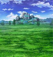 FFBE Rilakka Grasslands BG