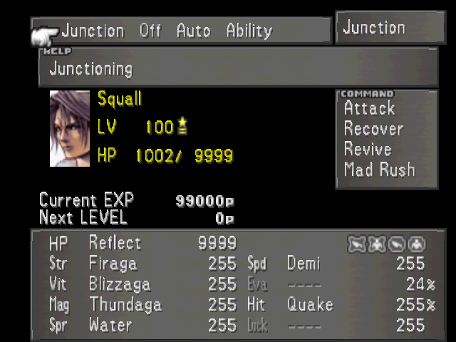 FFVIII Junction Menu 1.png