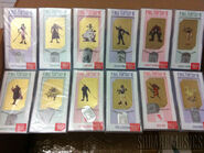FFVII Phone Cards