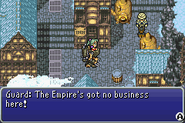 FFVI GBA Raid on Narshe 2