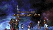 FFXIV AlphaV4 Title