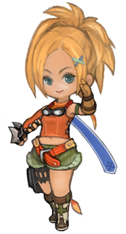 Rikku/Other appearances