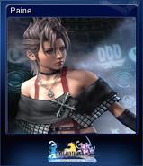 FFXX2 HD Steam Card Paine