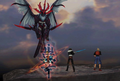 Griever uses Pain from FFVIII Remastered