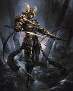 Mobius Samurai