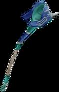 Mythril Racket from FFIX weapon render