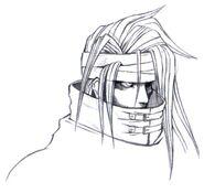 Vincent Portrait Sketch