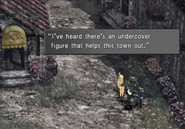 Winhill SeeD dropouts guard the town from FFVIII Remastered