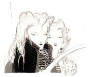 Aerith & Sephiroth II