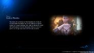 Andrea Rhodea loading screen from FFVII Remake