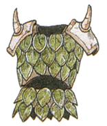 Dragon Mail FFIII Art