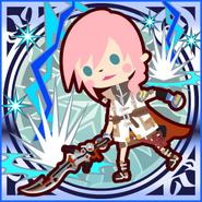 FFAB Lightning Strike - Lightning Legend SSR+