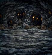 FFBE Ruggles Underground Pass BG 1