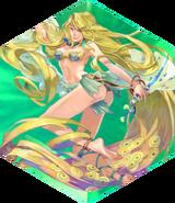 FFDII Barbariccia Rapid Thunder III Crystal