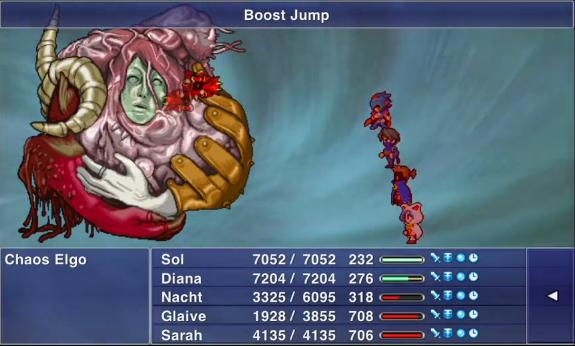 Boost Jump