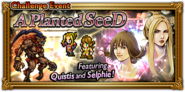 FFRK A Planted SeeD Banner