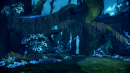FFXIII-2 Sunleth Waterscape 400 AF - Isle of Arboreal Embrace
