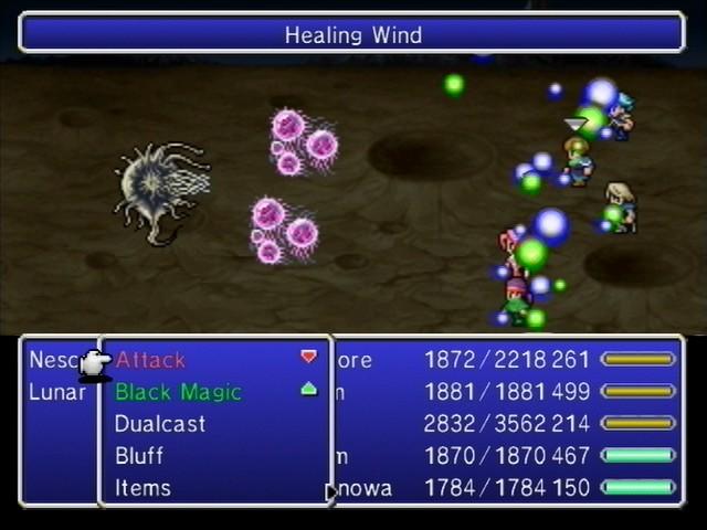 Healing Wind (ability)