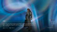 Ardyn's bestiary entry from FFXV