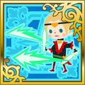 FFAB Sword Dance - Dancer (M) SR+