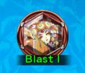 FFDII Suzaku Blast I icon