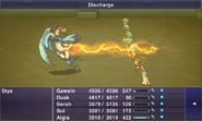 FFD Discharge