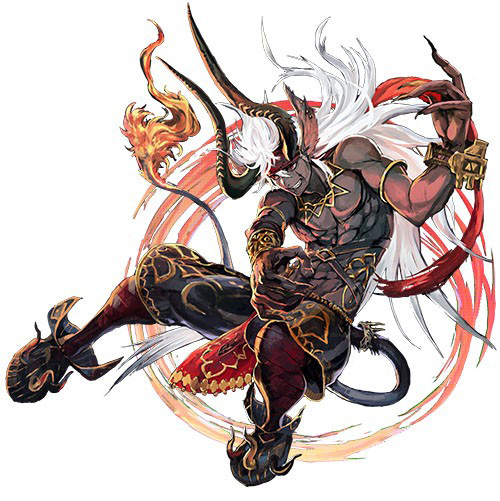 Ifrit (Dimensions II)