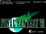 Final Fantasy VII (unofficial Famicom version)