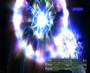 FFX-2 Thor's Hammer