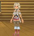 FFXII Virtual World Ashe
