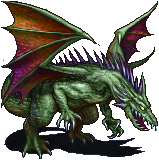 Green Dragon (Final Fantasy II)