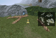 Ice Cavern blocked by Iifa roots from FFIX Remastered