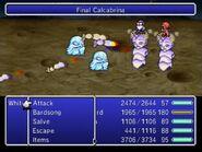 TAY Wii Final Calcabrina