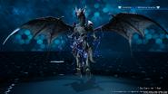 Bahamut from FFVII Remake Enemy Intel