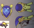 D012-Premium Heart Art