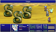 FF4PSP TAY Enemy Ability Tongue