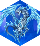 FFD2 Wrieg Ice Dragon