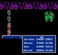 FFIII NES Back Attack