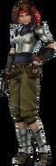 Jessie from Final Fantasy VII Remake render