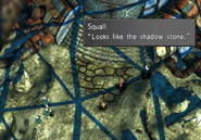 Shadow Stone location in Shumi Village from FFVIII Remastered