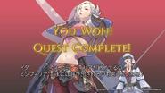 UFFFXIV Victory Screen